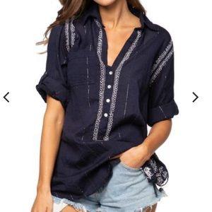 f8d82af1 Subtle Luxury. Beautiful Boyfriend Shirt ...